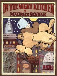 In the Night Kitchen, Maurice Sendak's hardcover comic