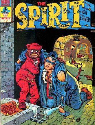The Spirit #7 (Warren Publications, April 1975)