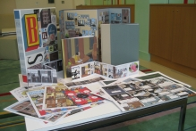 Chris Ware's Building Stories, 2012, unpacked (photo from amazon)